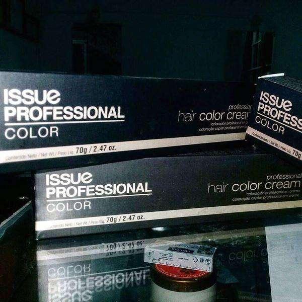 Issue Coloración en Pomo Profesional