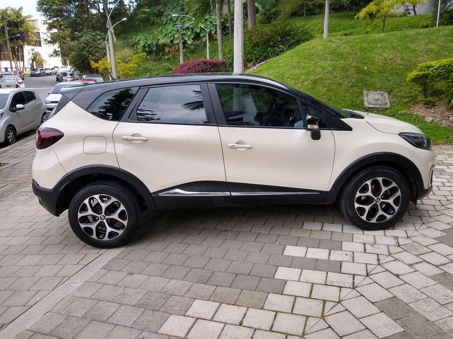 Renault Captur 2017 - 50000 km