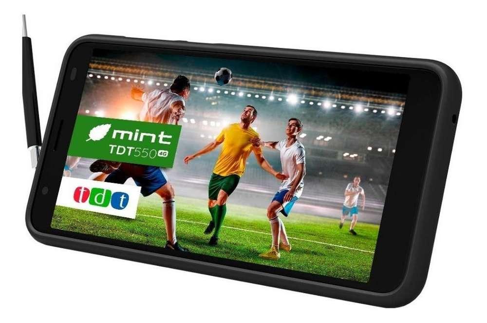 Celular Tv Mint Tdt 550 Ram 2gb 16gb