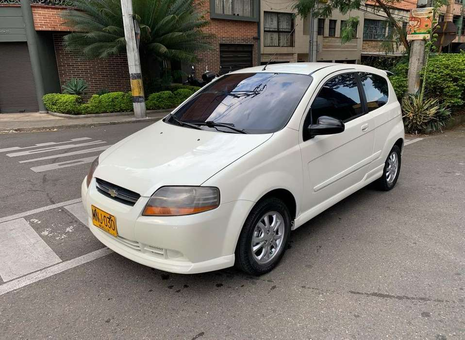 <strong>chevrolet</strong> Aveo 2007 - 135000 km