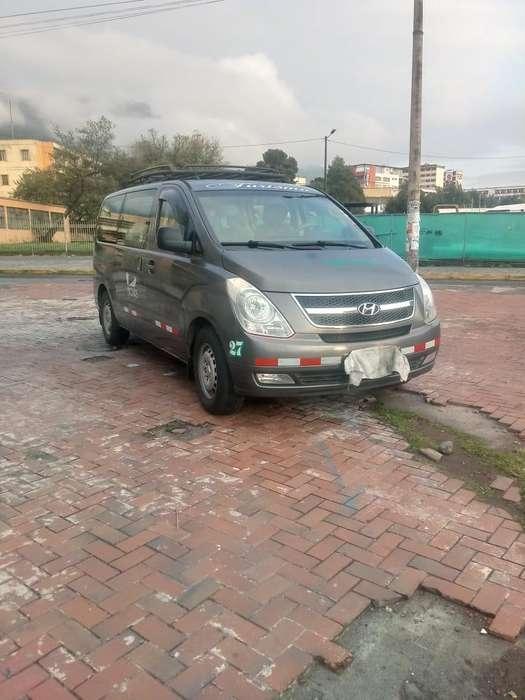 furgoneta para viajes la H1 de 11 pasajeros fines de semana y feriados