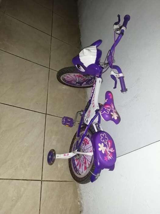 <strong>bicicleta</strong> Poco Tiempo de Uso Buen Estado