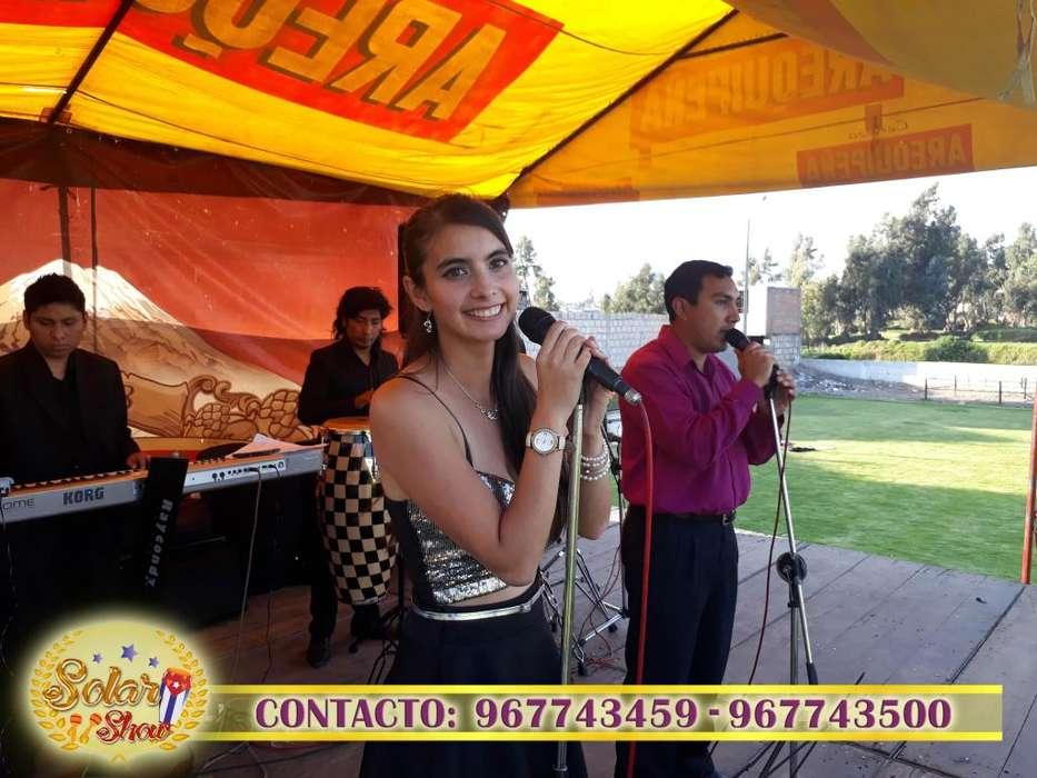 Orquesta digital, Grupo musical SOLAR SHOW