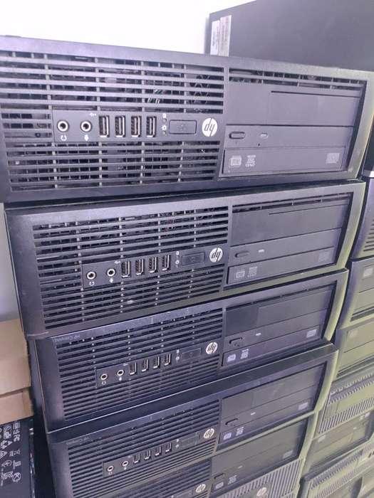 Cpu Hp Core I3 de 3ra Generación