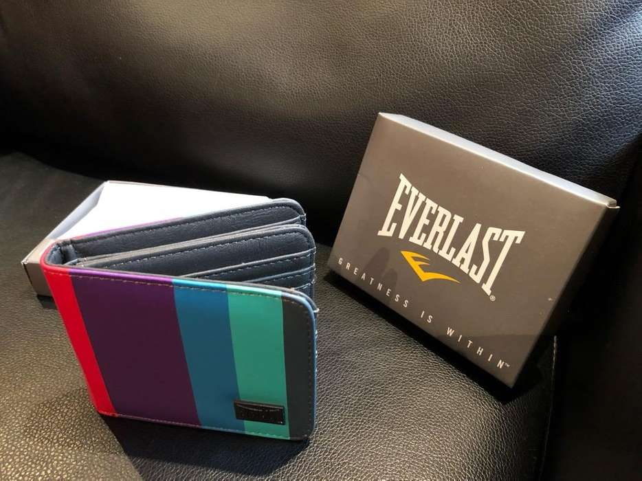 Billeteras Everlast