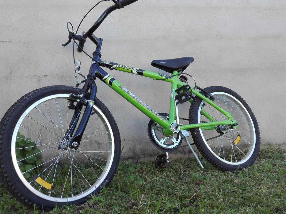 Bici Rodado 20 Tomaselli