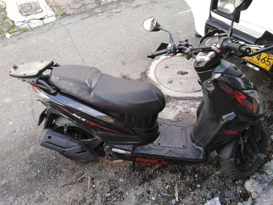 Moto Akt Jet 5 R