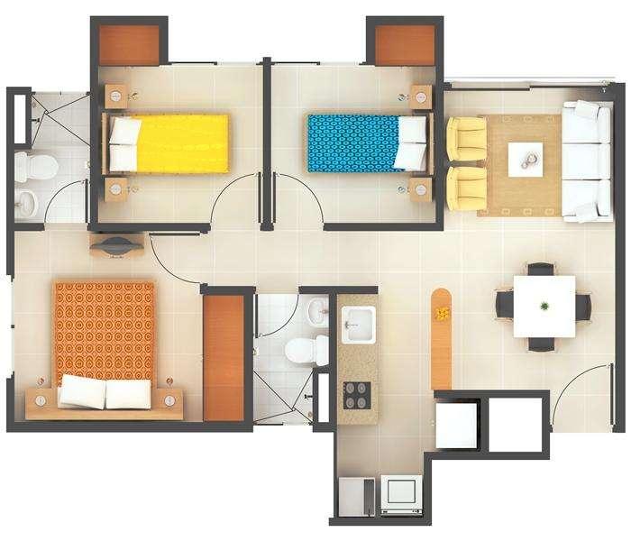 proyecto Apartamento en Armenia 0015 - wasi_1057228