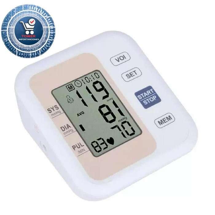 Monitor de presión arterial, ritmo cardíaco, etc