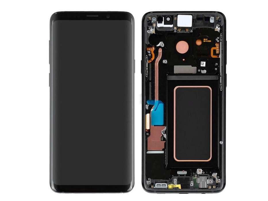 Display Pantalla Lcd Samsung S9 con marco