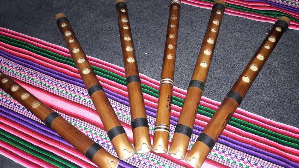 Instrumentos Quena,guitarra,lima Callao