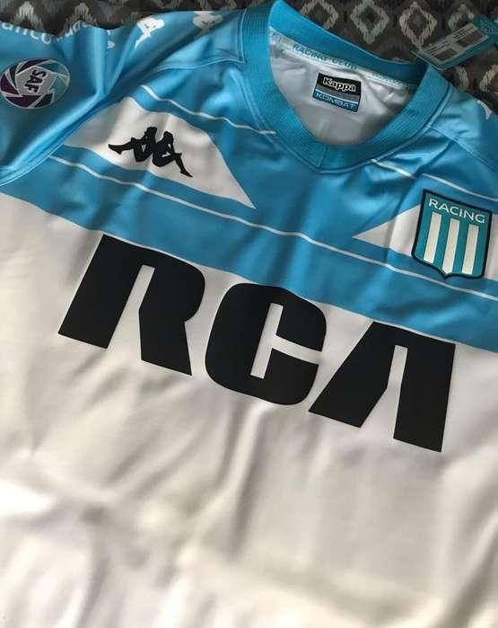 Camiseta Racing (Edicion Supercopa) 2019
