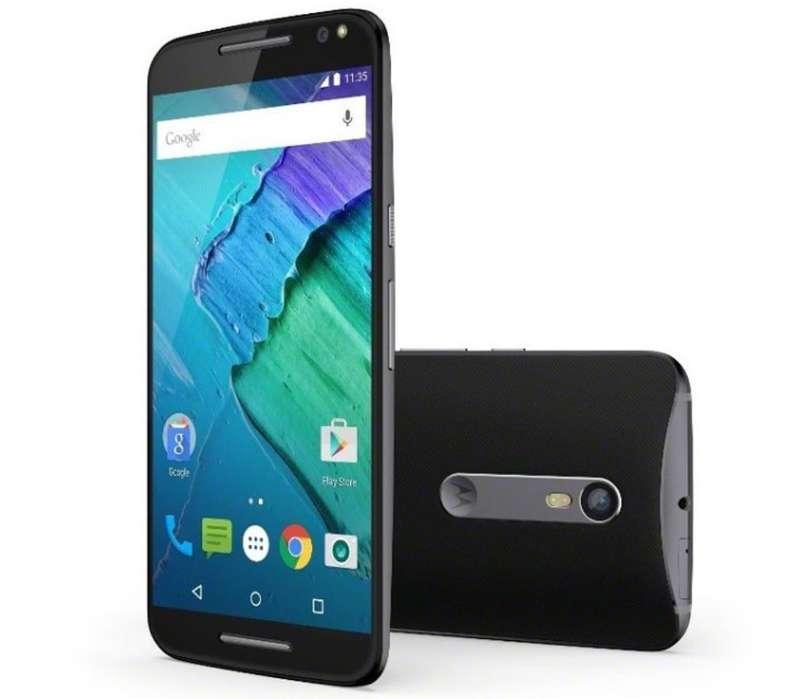 Motorola X Pure Edición