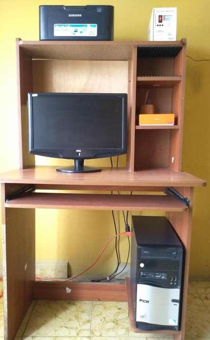 Computador PCK todo en 1 con monitor