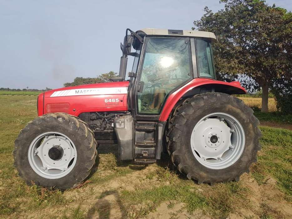 TRACTOR AGRICOLA MF6465 2005