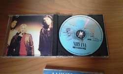 NIRVANA ROCK CD ORIGINAL MÀS UN CD ORIGINAAL DE REGALO