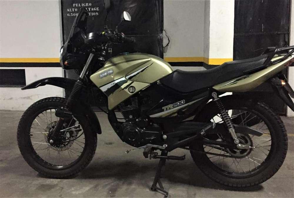 Moto ICS TR200
