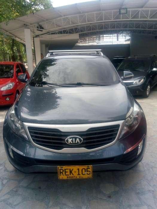 Kia Sportage 2011 - 140770 km