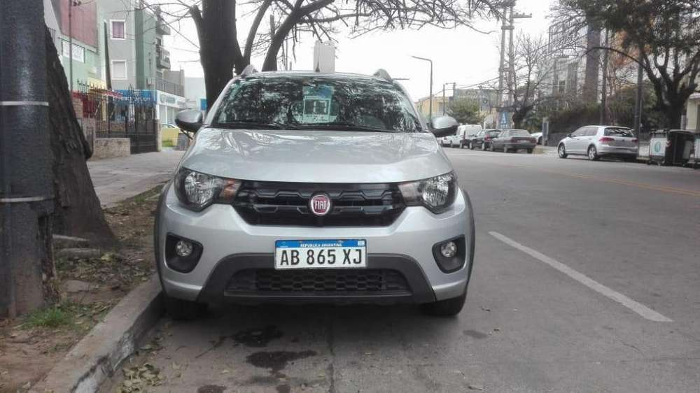 Fiat Mobi 2017 - 40000 km