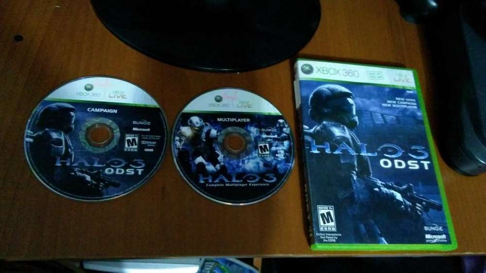 Halo 3 Xbox 360 Cambio