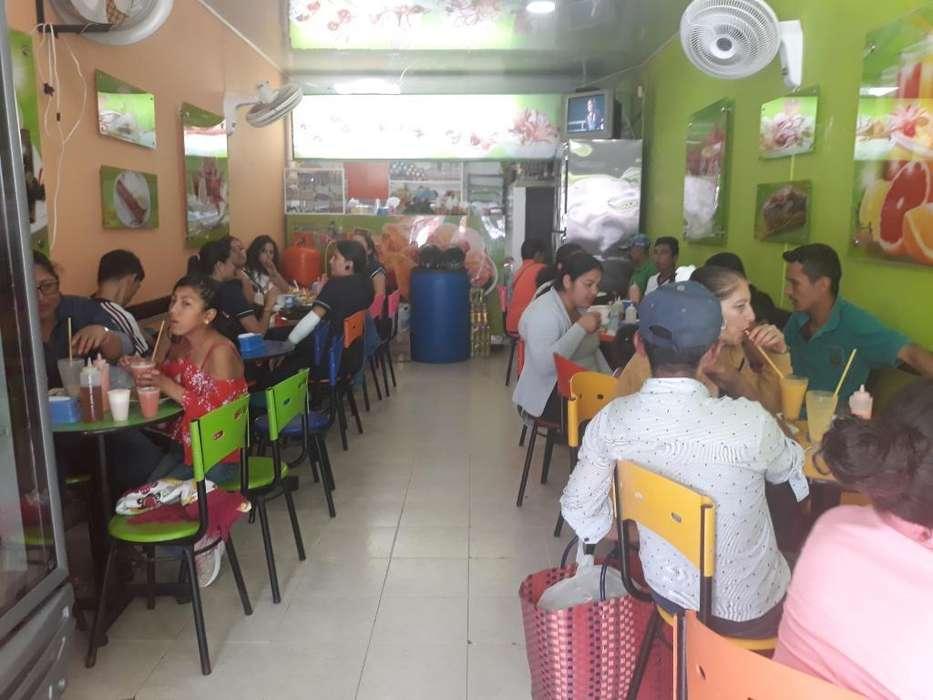 Fruteria Cafeteria en El Centro
