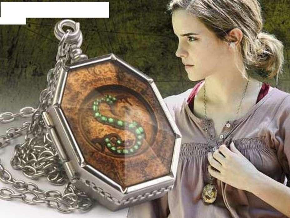 El Horrocrux De Harry Potter En Reliquias De La Muerte