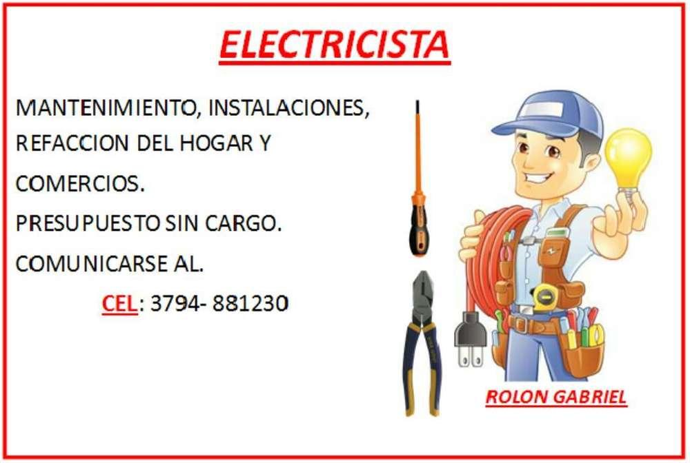Servicio de Electrisista