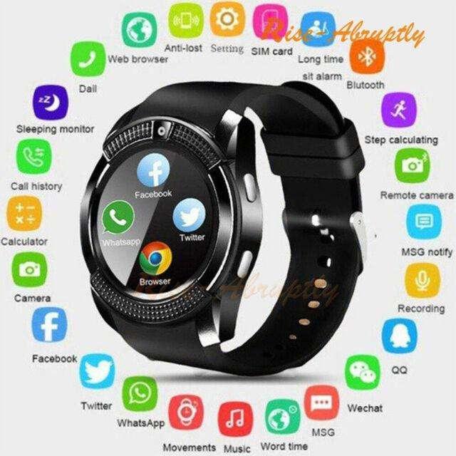 Smart watch Android NUEVO EN CAJA... DOMICILIO GRATIS