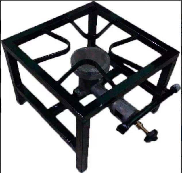 Anafe Industrial 1 Hornalla A Gas 30x30cm