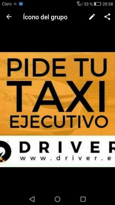 Chofer para Taxi de Color
