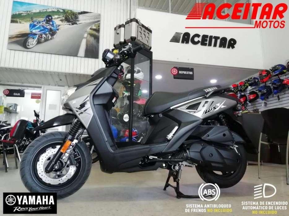Yamaha BWS X FI (0Kms) 2020