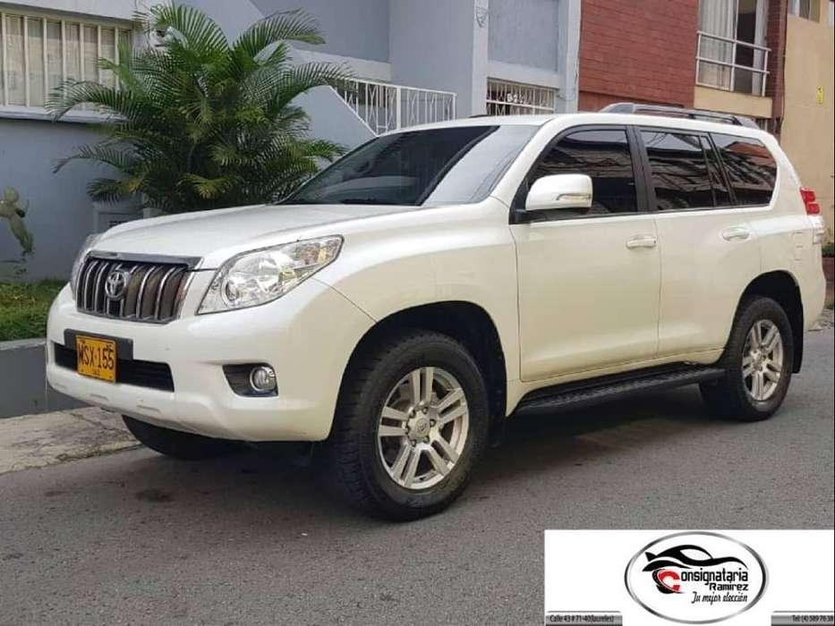 Toyota Prado 2013 - 121000 km