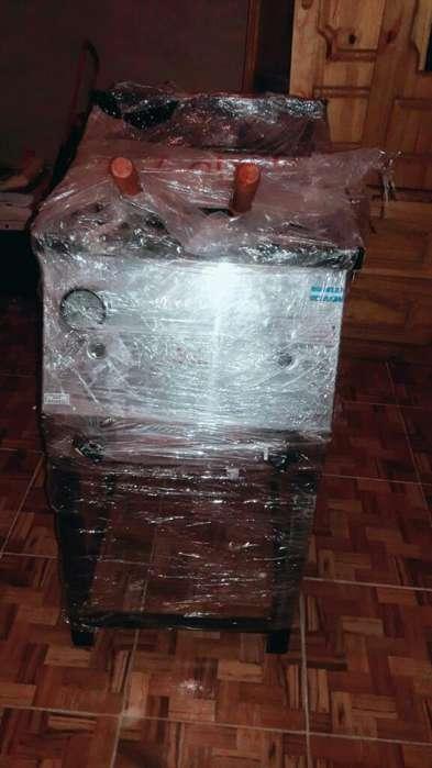 Vendo Freidora Doble Canasto 33 Litros