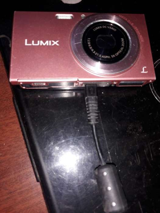 Vendo Camara Lumix Panasonic Buen Estado