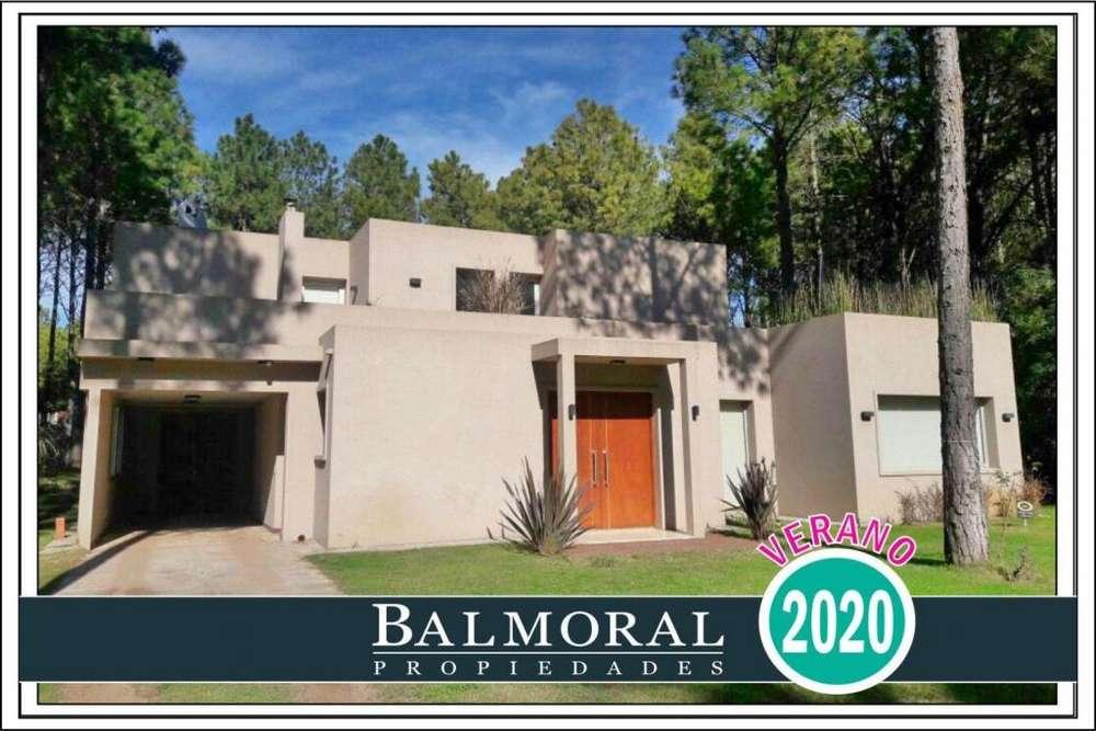 Ref: 8824 - Casa en alquiler, Pinamar Norte, Zona Penelope