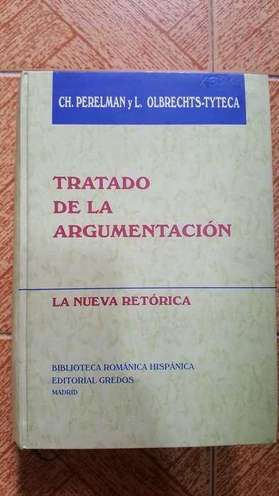 Tratado de la argumentación. Perelman y Olbrechts