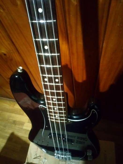 bajo Fender Precision Mexico No Permuto