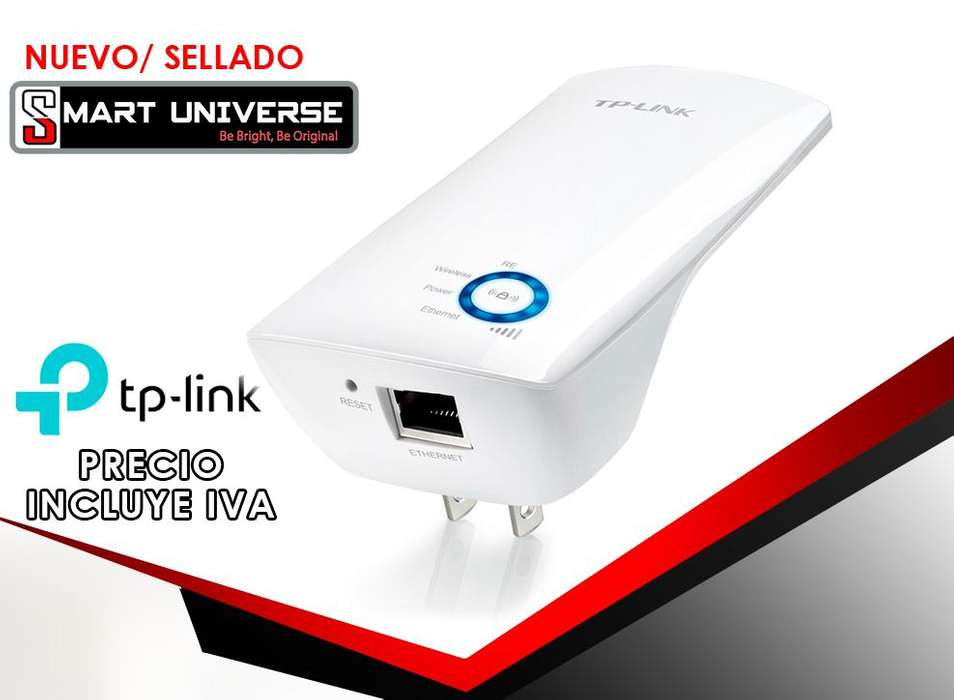 Repetidor Extensor Wifi Inalam Tplink Tlwa850re 300mbps