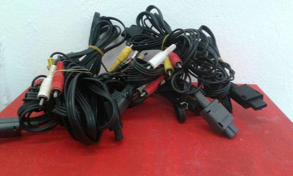 Cables Originales Nintendo