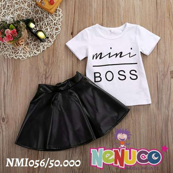 Outfit Mini Boss
