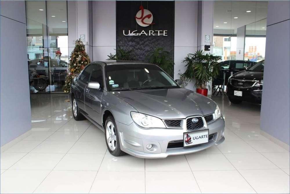 Subaru Impreza 2007 - 136997 km