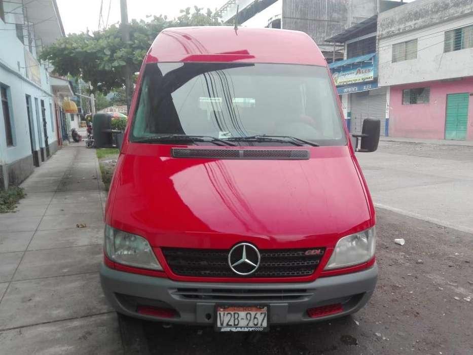 Vendo Mercedes Sprinter
