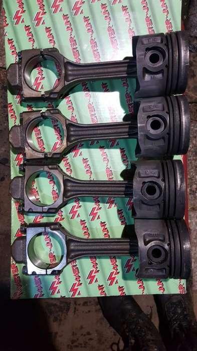Bielas Y Pistones Polo Diesel 1.9 1300