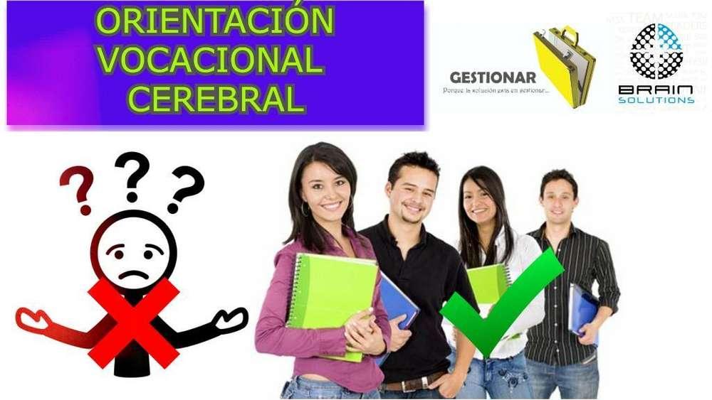 Orientacion Vocacional/taller
