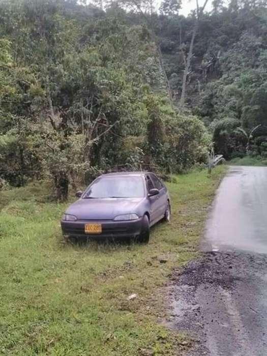 Honda Civic 1992 - 20933 km