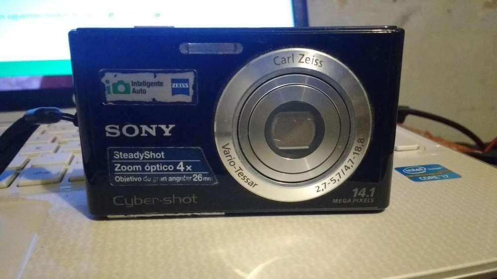 Camara Sony 14 megapixeles