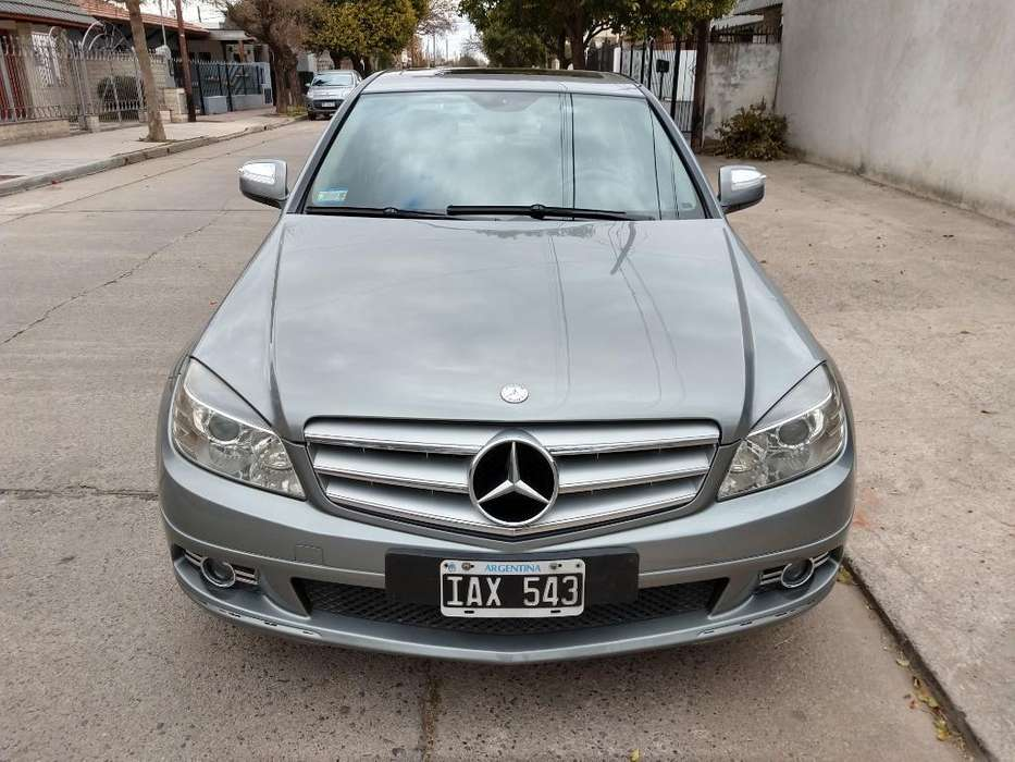 <strong>mercedes-benz</strong> Clase C 2009 - 150000 km