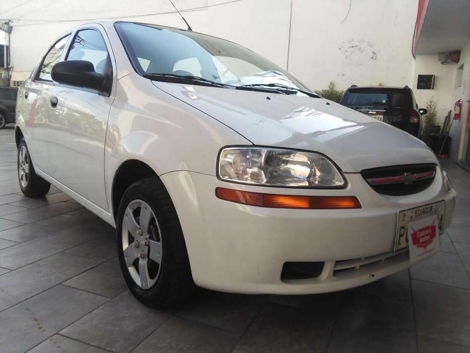 Chevrolet Aveo Family 2014 - 98506 km