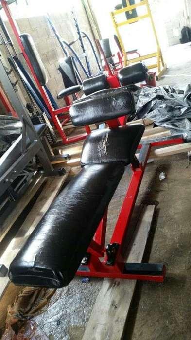 Maquinas para gimnacio