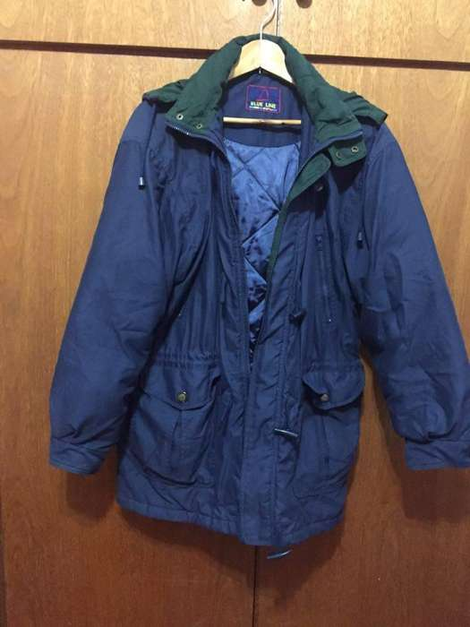 CAMPERA IMPERMEABLE MUJER
